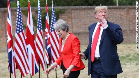 Britain's hopes of a trade deal with America just suffered a big blow