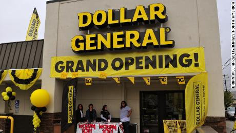 CLIFTON, NJ - SEPTEMBER 12:  Atmosphere during the official opening of the Clifton Dollar General Store on September 12, 2009 in Clifton, New Jersey.  (Photo by Brian Killian/Getty Images for Procter & Gamble)