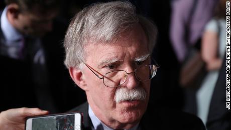 John Bolton is Donald Trump's war whisperer