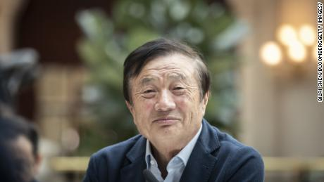 Huawei founder says the fight with America could be good for the company