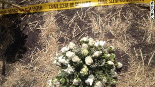 Tears and tributes flood the Ethiopian Airlines crash site