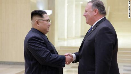 North Korea: If US wants to talk, put someone 'more mature' than Pompeo in charge