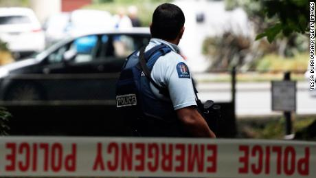 Mass shooting suspect charged with murder in New Zealand