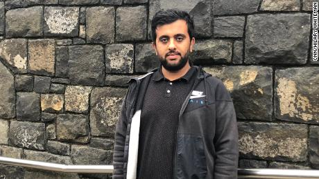 He fled Afghanistan to escape violence, only to watch a man die in his arms in Christchurch