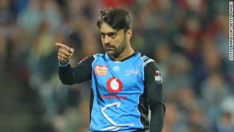 """There is, arguably, no better bowler in limited-overs cricket than Rashid Khan. The 20-year-old has become a coveted commodity in T20 competitions worldwide. Speaking to CNN, Shane Warne described him as """"probably the first name penciled in"""" in any T20 team worldwide."""