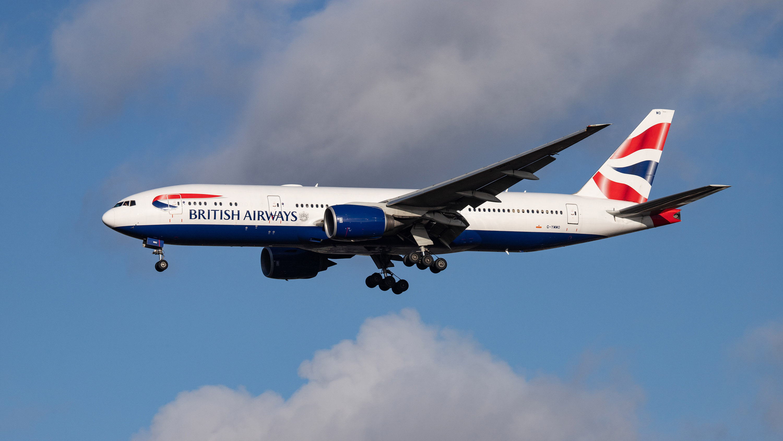 british airways announces its