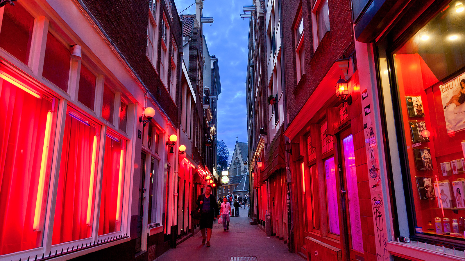 Amsterdam's red-light district: What it's like to live there | CNN Travel