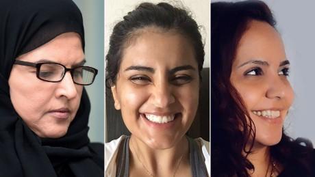 European envoys urge Saudi Arabia to release women's rights activists