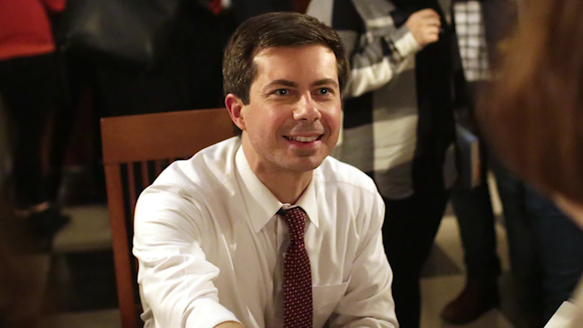 pete buttigieg s unlikely rise as a