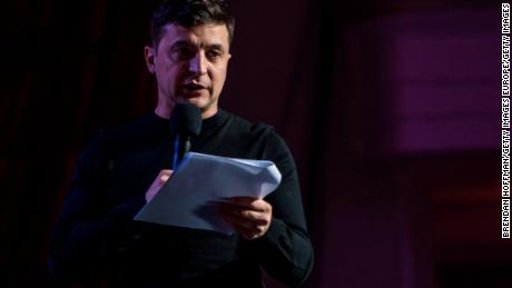 In Ukraine's election, a comedian might be voters' best choice