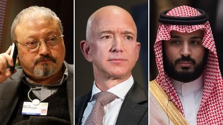 Jeff Bezos investigator: Saudi Arabia obtained private information