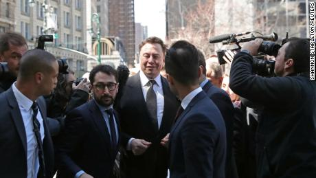 & # 39; Put on your sanity pants: The judge gives Musk and SEC two weeks to settle the dispute over tweets