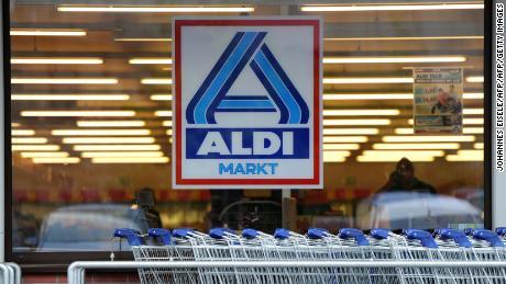 Flour sold at Aldi recalled