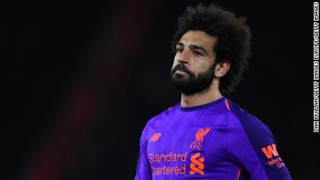 Mohamed Salah: UK police investigate 'dangerous and disturbing' fan chants