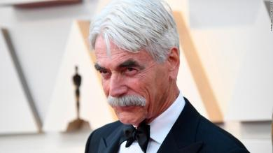 Actor Sam Elliott narrates Biden campaign ad aired during World Series