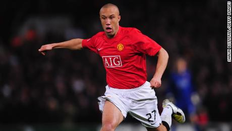 Mikael Silvestre was part of the Manchester United team that won the 2007/08 Champions League, entering as a substitute against Old Trafford in the semi-final second leg 1-0.