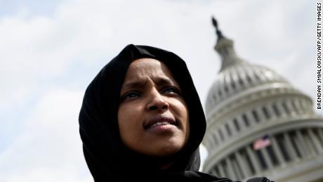 Democrats defend Omar, rip Trump over 9/11 controversy