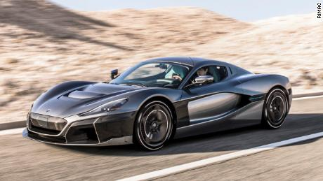 Rimac are expecting to start production as soon as next year.
