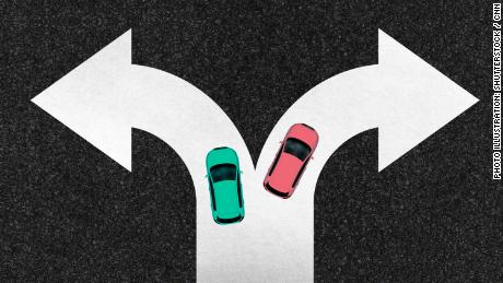 Uber and Lyft may look the same, but their visions are not