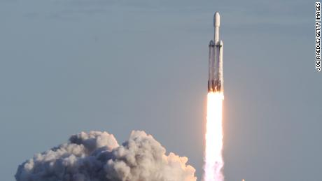 What's the next internet-like investing opportunity? Some on Wall Street say it's spaceflight