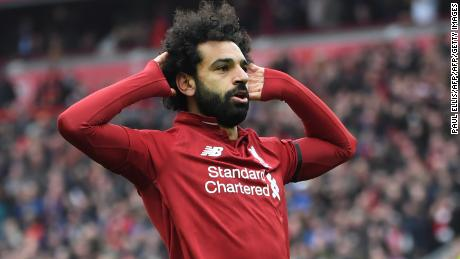 Mo Salah: 'We need to change the way we treat women in our culture'