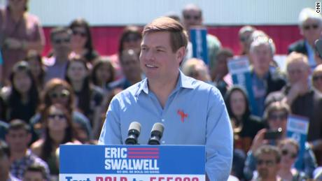 Eric Swalwell: It's time to restore the American dream