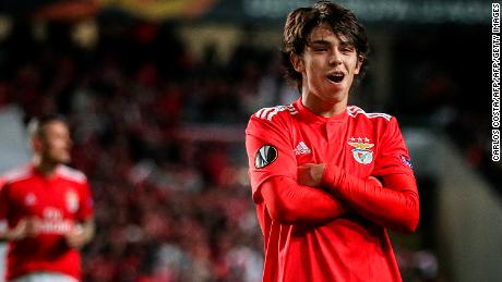 Joao Felix: The Benfica teen who is a 'star already'