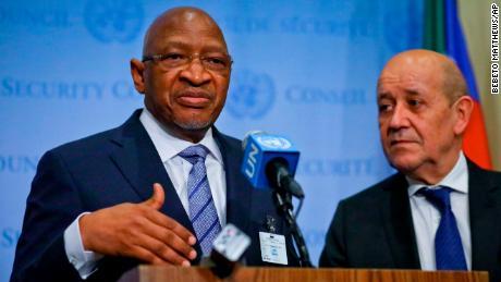 Mali's prime minister and his entire government resign