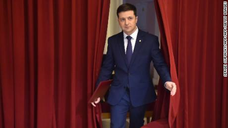 Ukraine's comedian president will face serious challenges