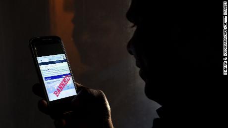 Sri Lanka's social media ban enters its second day