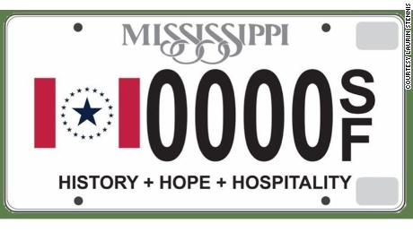 The specialty license plates will be available starting on 1 July.