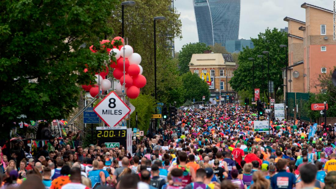 Photo of Working a marathon might make it easier to dwell longer, examine suggests