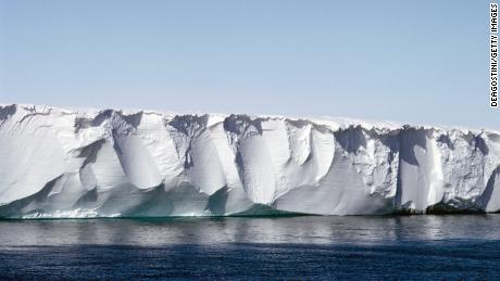 World's largest ice shelf melting 10 times faster than the average