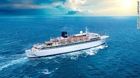 St. Lucia quarantines cruise ship reportedly owned by Church of Scientology over measles concerns