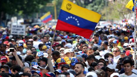 Venezuelan opposition leader Juan Guaido calls for US help in letter