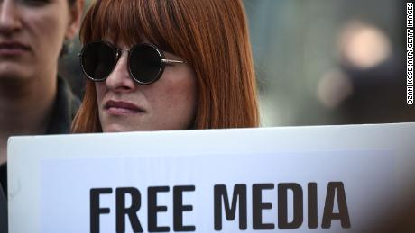 The alarming assault on the free press