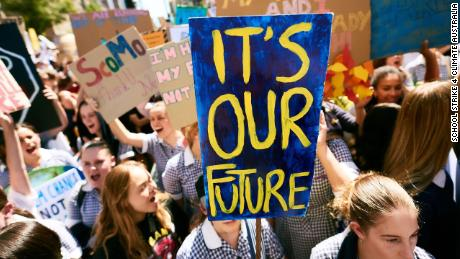 Australia is being devastated by climate change. So will it swing the election?