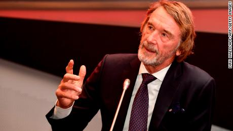 INEOS Group chairman Sir Jim Ratcliffe is backing the event.
