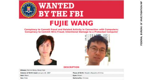 US indicts two people in China over hacks