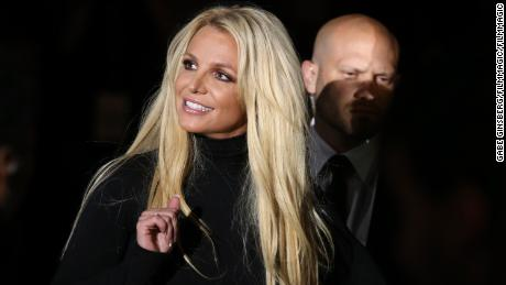 Britney Spears at an event in 2018 (Photo by Gabe Ginsberg/FilmMagic)