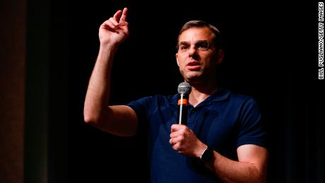 How Justin Amash's one-man revolt vs. Trump could gain steam