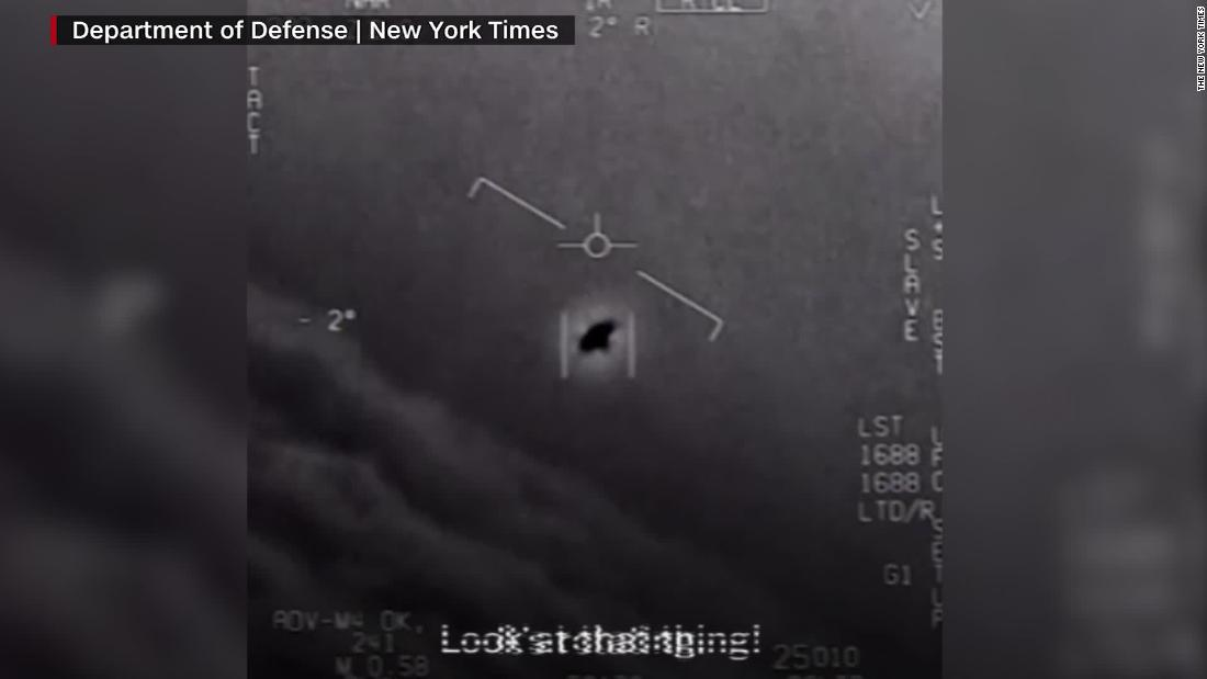 Senators receive classified briefing on UFO sightings