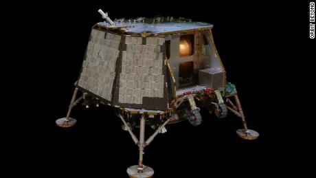 NASA picks three companies to send cargo to the moon