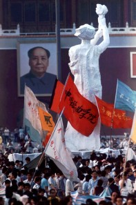 Tiananmen Square: How the 'Goddess of Democracy' became a symbol of  resistance - CNN Style