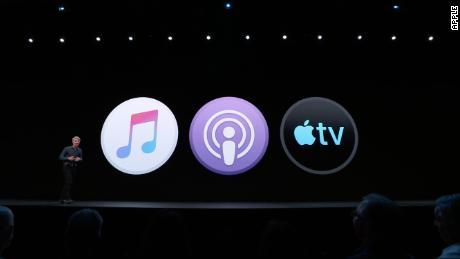 iTunes will be replaced by three desktop apps called Music, Podcasts and TV.