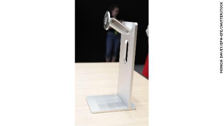 The Pro Stand, $999, is said by Apple to have 'an intricately engineered arm.'