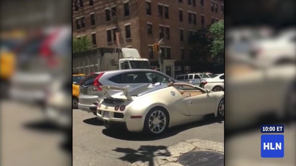 medium resolution of tracy morgan s 2m car hit just after driving off the lot