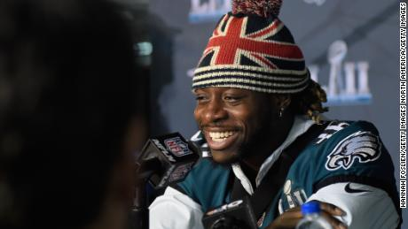 Jay Ajayi won Super Bowl LII with the Philadelphia Eagles.