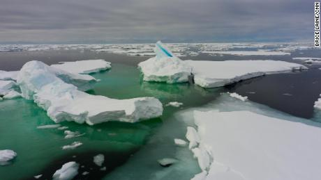 Microplastics are everywhere, even in the Arctic snow