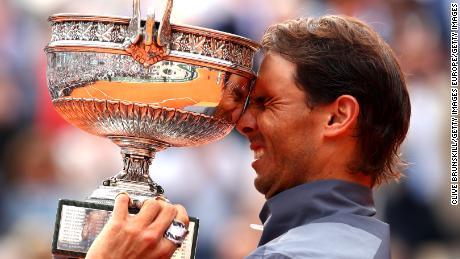 Will Nadal pass Federer for grand slam wins?
